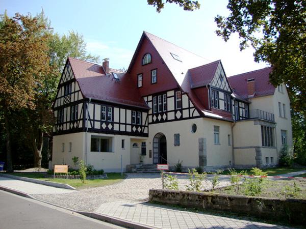 Villa Eichendorffstr. 12, Magdeburg – engl. Landhausstil nach Muthesius