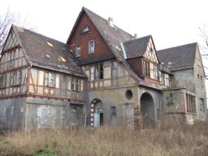 Gebäude bei Übernahme