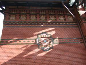 stille Ästhetik Fassade West
